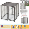 welded mesh used outdoor dog fence