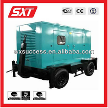 Soundproof Diesel Portable Generator Set Prices with Cummins engine 250KVA