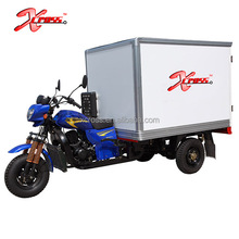 Chinese Cheap Water Cooled 200CC Cargo Tricycle Three Wheels For Sale Xcargo200A