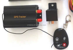 2015 New Arrival Global GPS Tracker GPS 103B Vehicle/Moving Objects Tracker Against Theft Online Track