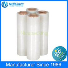 LLDPE Material Stretch Wrap Film for Pallet Package