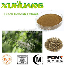 pure black cohosh extract/high quality black cohosh p.e./black cohosh p.e