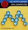 High Quality Swarovski Elements Aquamarine (202) 20ss Flat Back Crystal Stone