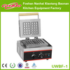 UWBF-1 electric egg waffle maker&commercial coffe waffle machine in China
