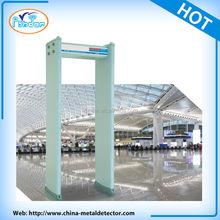 door frame walkthrough body scanner manufacturers multi zone metal detector for scanning