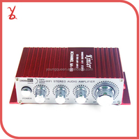 USB Power Amplifier Kinter MA-180 Car Stereo HIFI Audio 2 Channel 200W MINI Amplifier
