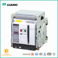 Earth leakage protection MCCB 100 225 400 630 amp high breaking capacity electric moulded case isolation circuit breaker