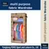 FW72160J Convenient combination non-woven fabric Wardrobe
