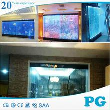PG fashion curved office partition