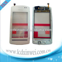 100% original replancement for mobil phone nokia N600 touch screen with new dseign