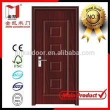 jinkai puertas de madera para los dormitorios
