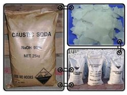 caustic soda whiter color peals and flakes