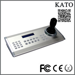 3D PTZ Keyboard Controller / Video Conference Keyboard