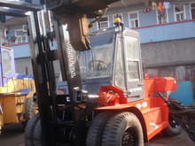 good used Toyota forklift 15t, used forklift 12t, 13t, 16t