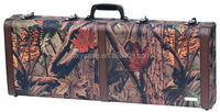 ningbo professional Canvas and leather hunting gun case for shotgun