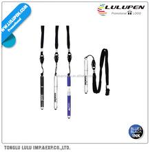 My Style Lanyard Promotional Pen (Lu-Q98135)
