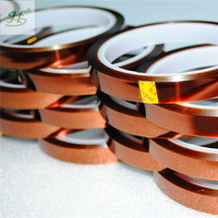 5KV insulation silicone adhesive die cut polyimide tape wholesale