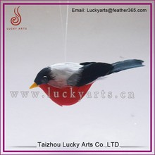 Factory Supplier Wholesale Decorative Feather Birds