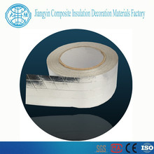 Reinforced aluminum foil tapes coated adhesive