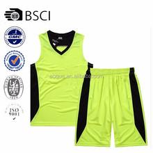 Outdoor Heat Transfer print logo Basketball Wearing High Quality Sportswear