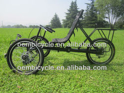 triciclo bike bycicle with three wheels