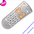Mini botão grande aprendizado controleremoto um/c tv/audio/dvd/ventilador/kt-108e stb