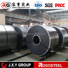 consistency in all aspects of thickness as required mild hot dipped filmed cold rolled steel coil in steel sheet