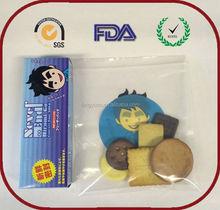 GMC/FDA/EPI/SGS/ROSH/REACH food grade zipper bag logo with best price