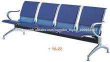 Precio del fabricante aeropuerto silla sillas de espera(YA-22)