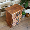 Office Stationery/100% Solid Wood Nature Office Furniture Space Saving Desk Organizer/Wooden Desk File Organizer