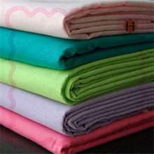 Gray/greige twill 100% cotton fabric