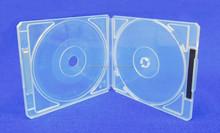 5.8mm single sided PP CD case / DVD case for supermarket & store