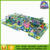 Ocean style kids indoor soft playground