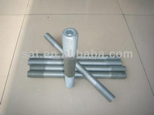 double end head stud bolts and double head threaded bars DIN938