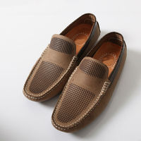 factory wholesale high quality cowskin leather men shoes