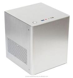 Micro ATX and mini ITX aluminum htpc case