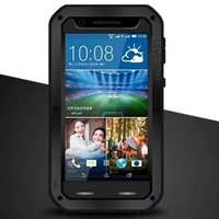 LOVEMEI 3-in-1 Shockproof Waterproof Cover Case for HTC Desire 820
