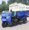 3 cbm Mobile Mini Garbage Truck,3 cbm Hydraulic Garbage Vehicle for sale