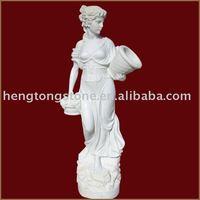 Chinese Stone Handicraft of Beautiful Lady