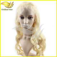 best selling products 2014 human hair lace front wig wholesale