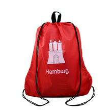 cheap large sport draw string bag tourism containing shoe bag drawstring basketball bags