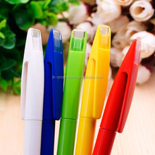 cheap plastic twist promotional ball pen