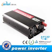 1000W dc to ac power inverter / Solar panel inverter 12v 220v Made in China