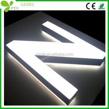 Indoor mini light sign