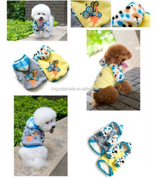 Cotton Sports Lovely Rabbits Hot Pet Clothes for Dogs