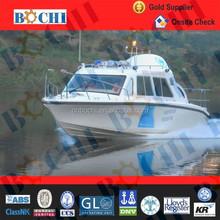30 Feet Fiberglass Inland Water Ambulance Boat for Sale