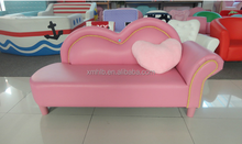 fcs-048 breathable leather children sofa