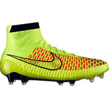 Magista Obra FG Volt/Gold/Black Mens Size Men's