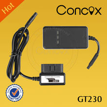 China Manufacturer Concox Smart OBD II GT230 GPS Tracker OBD II Remote Diagnosis System