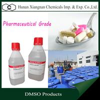 Colorless transparent liquid factory price Pharmaceutical grade DMSO price